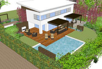 Contemporary Gartenanlagen - Germany - Landscape Design