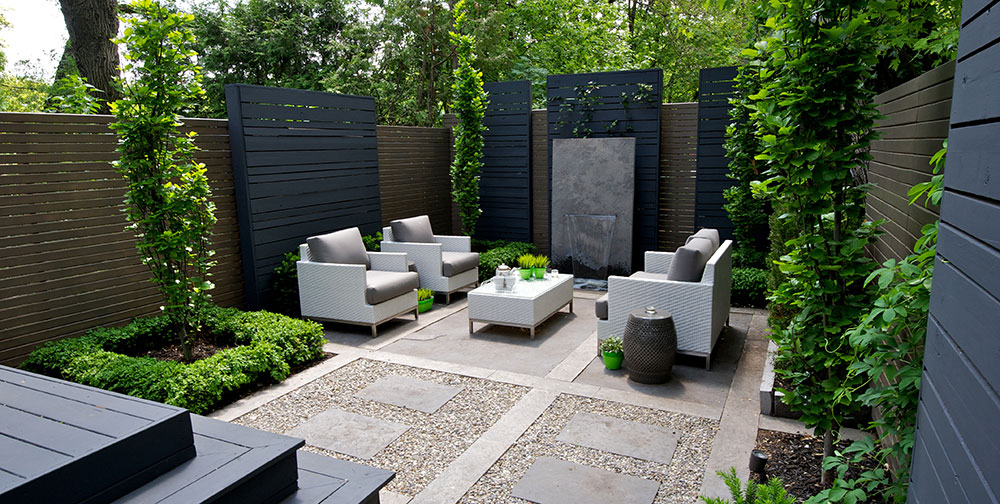terrific water garden design with made to measure | Sander Design – Landscape Architecture