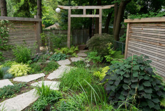 Zen Pocket - Backyard Landscape Design
