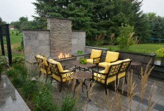 Sande Design Landscape Architecture - backyard luxury