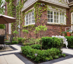 Formal Beauty-Landscape Design-Toronto Landscape Design-Formal Garden Design-Rosedale