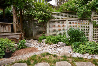Sander Design Landscape Architecture - Rustic Beauty