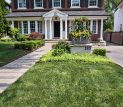 Sander Design Landscape Architecture - Contemporary Front Design - Forest Hill
