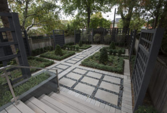 Sander Design Landscape Architecture - Formal Garden